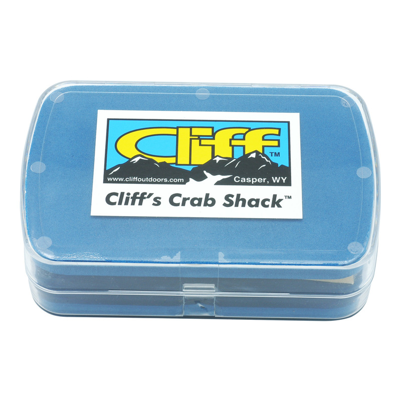 Cliff Crab Shack Fly Box Shown Closed