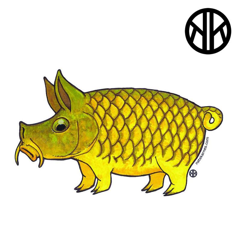 Nate Karnes Pig Carp