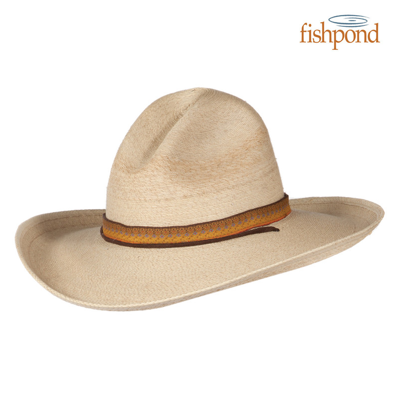 Fishpond Eddy River Hat Front and Side View
