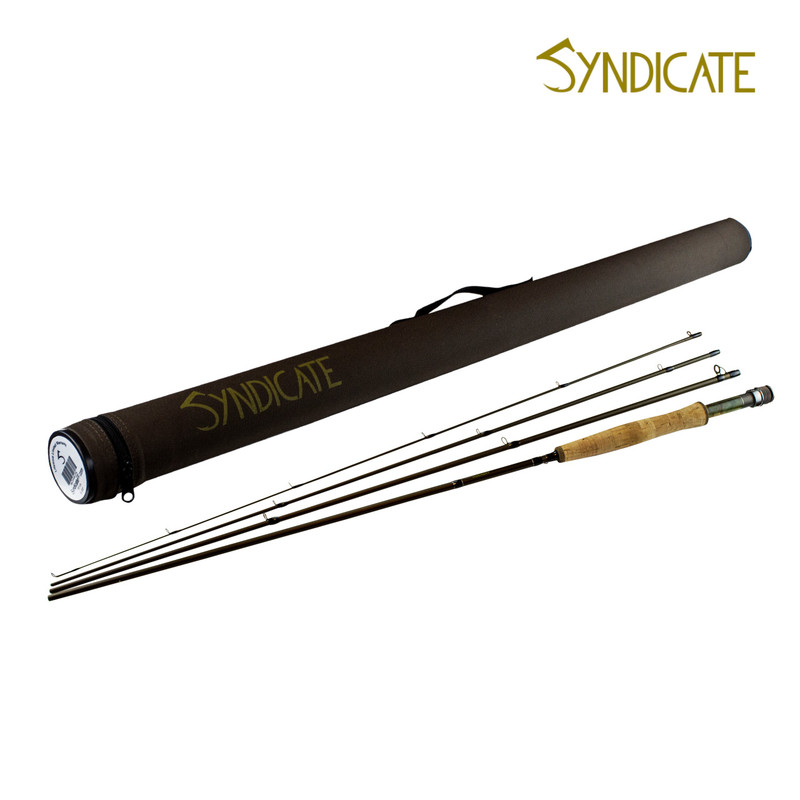 Syndicate P2 Pipeline Pro Fly Rod with Rod Tube