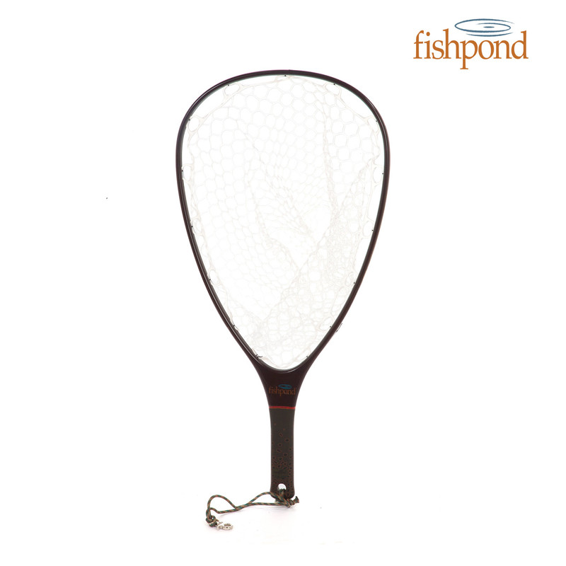 Fishpond Nomad Hand Net in the Color Tailwater