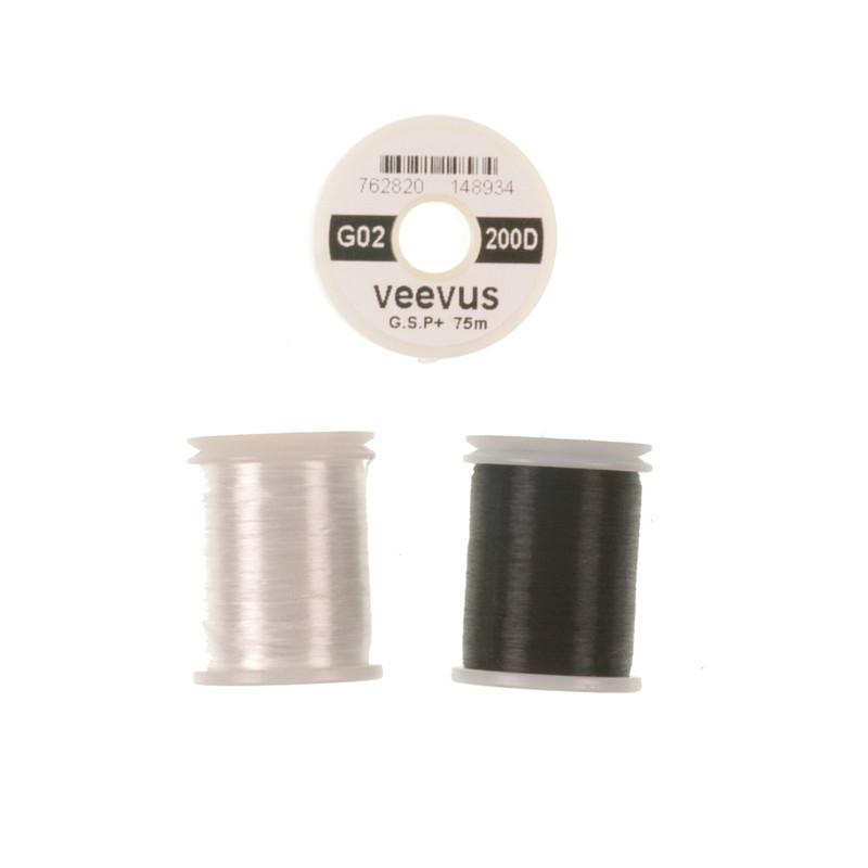 Three Spools of Veevus 200 Denier GSP Fly Tying Thread