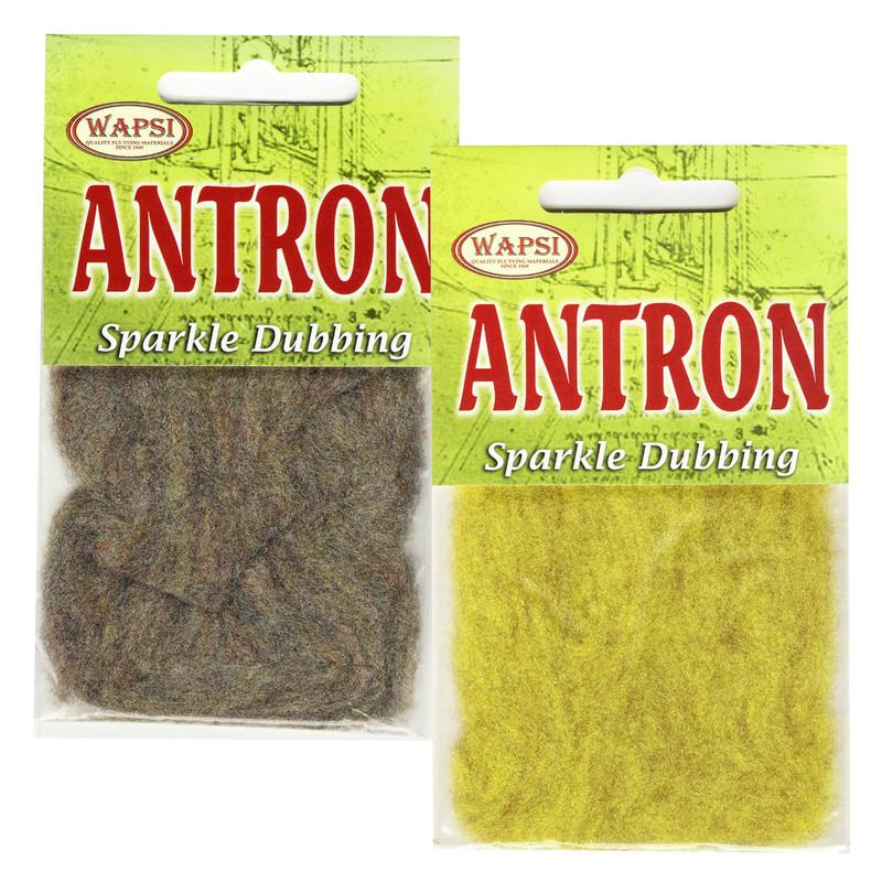 Two Packs of Wapsi Antron Sparkle Dubbing