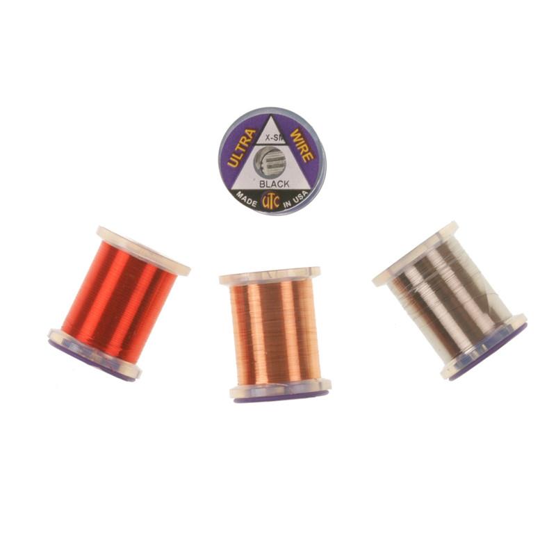 4 Spools of UTC Ultra Wire X-Small.