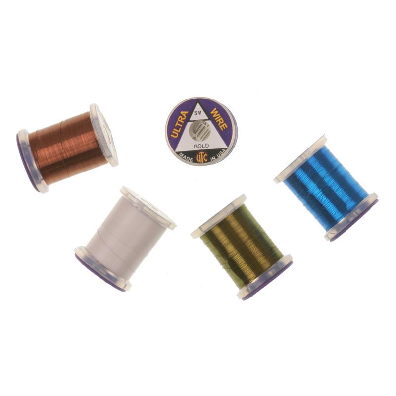 Five Spools of UTC Ultra Wire Small