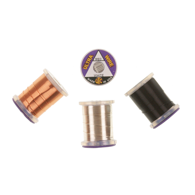 Four Spools of UTC Ultra Wire Medium
