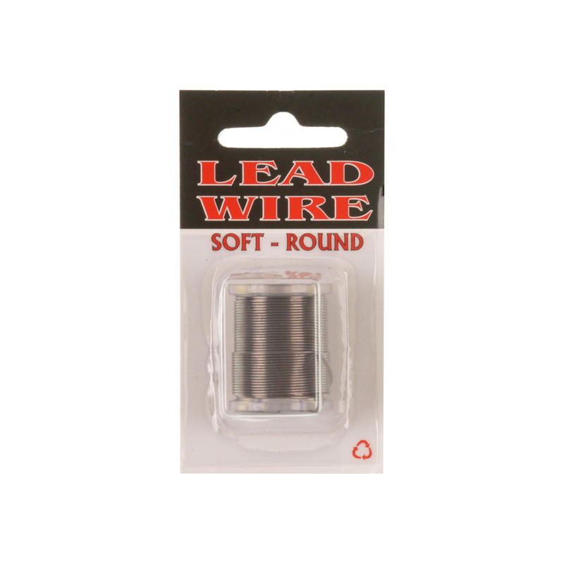 A Packaged Spool of Wapsi Round Lead Wire
