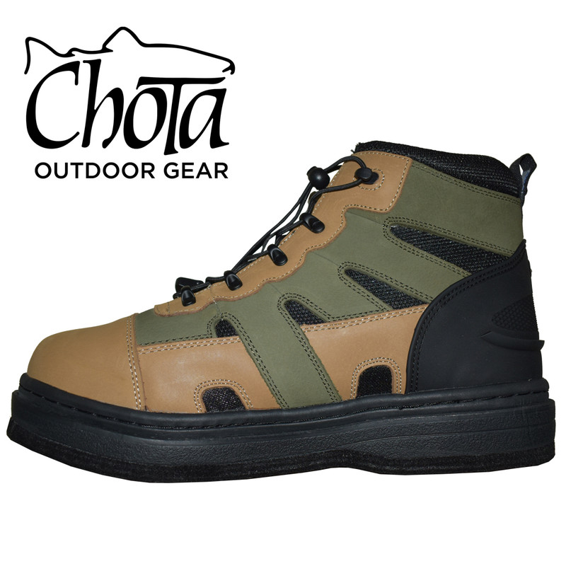 Chota STL Plus Wading Boot Side View