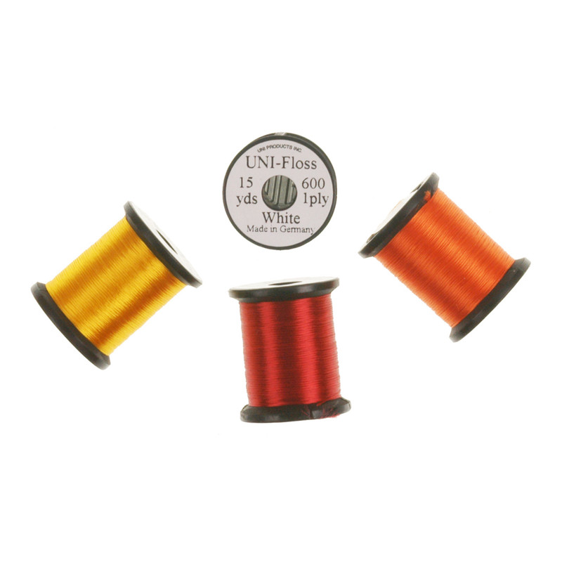 Four Spools of Uni-Floss