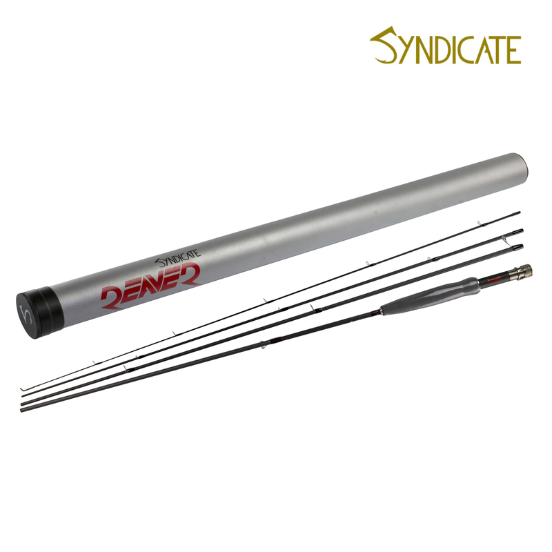 Syndicate Reaver Euro Nymph Rod with Case