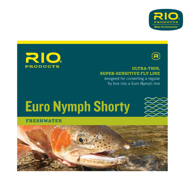 RIO Euro Nymph Shorty Line
