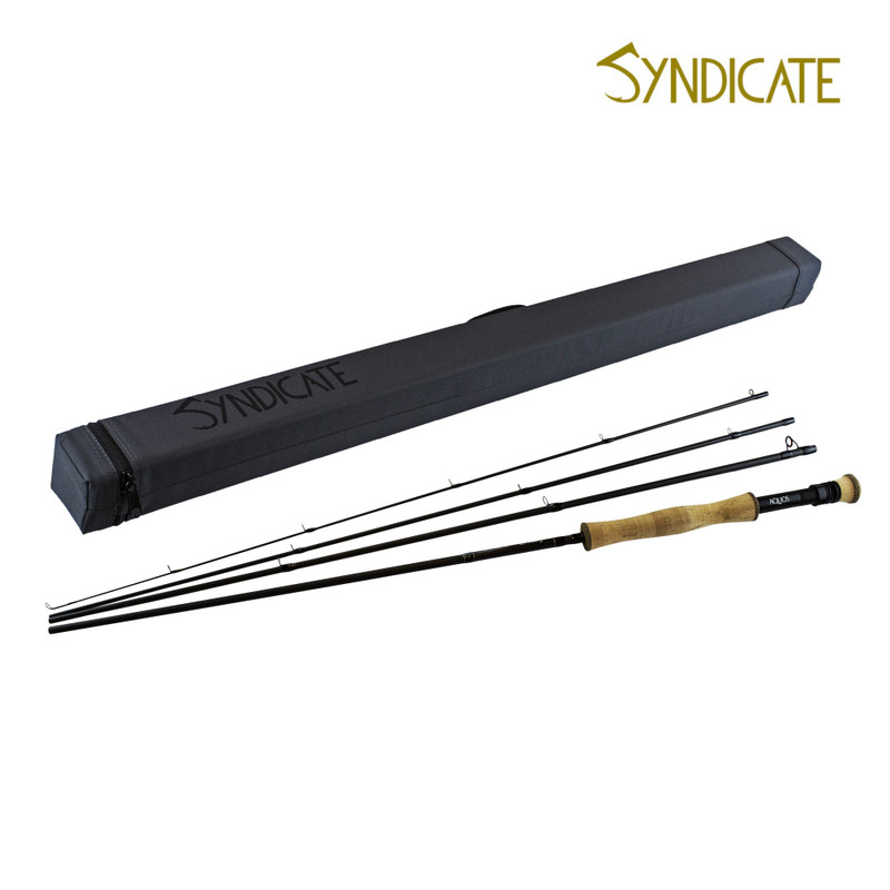 Syndicate Aquos Rod and Case