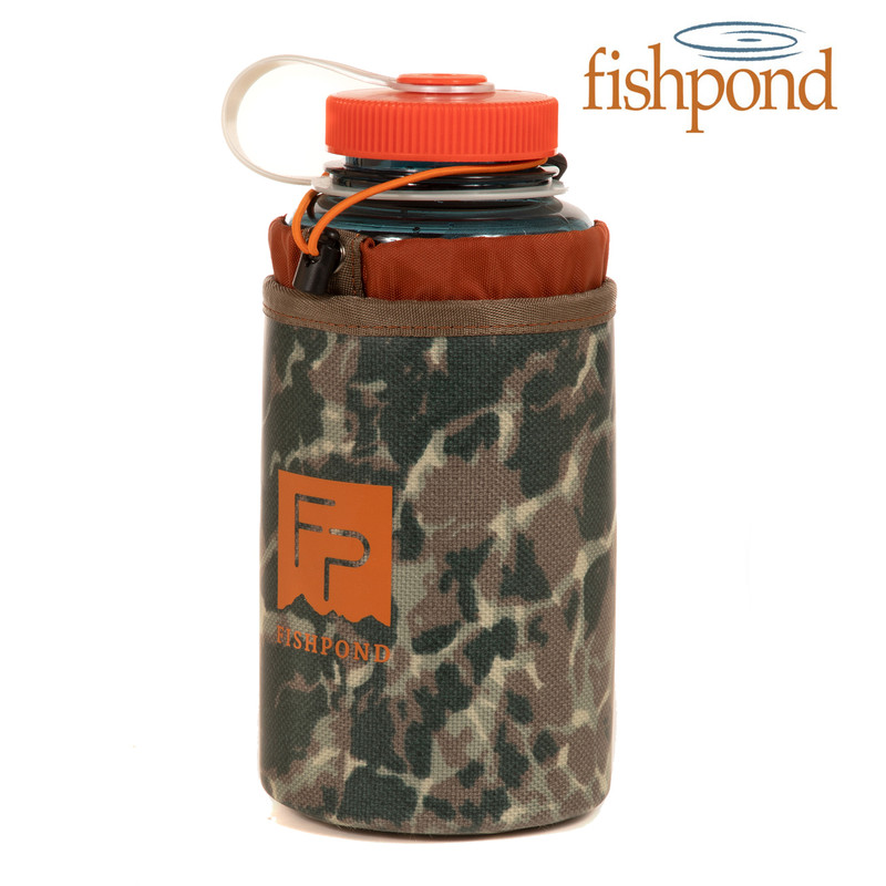 Fishpond Thunderhead Water Bottle Holder Riverbed camo