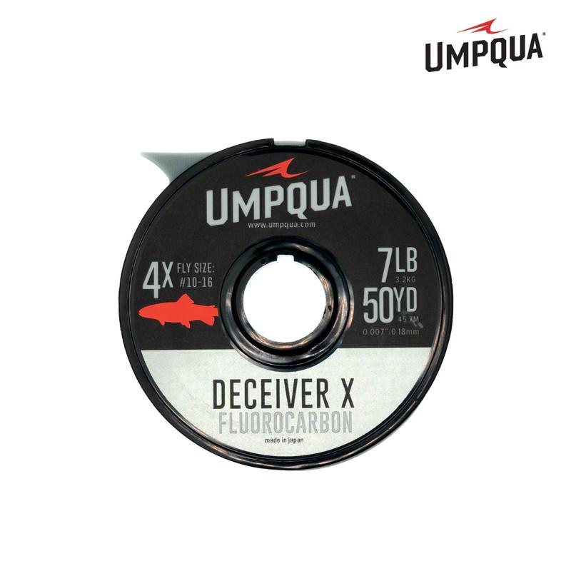 A Spool of Umpqua Deceiver X Fluorocarbon Tippet