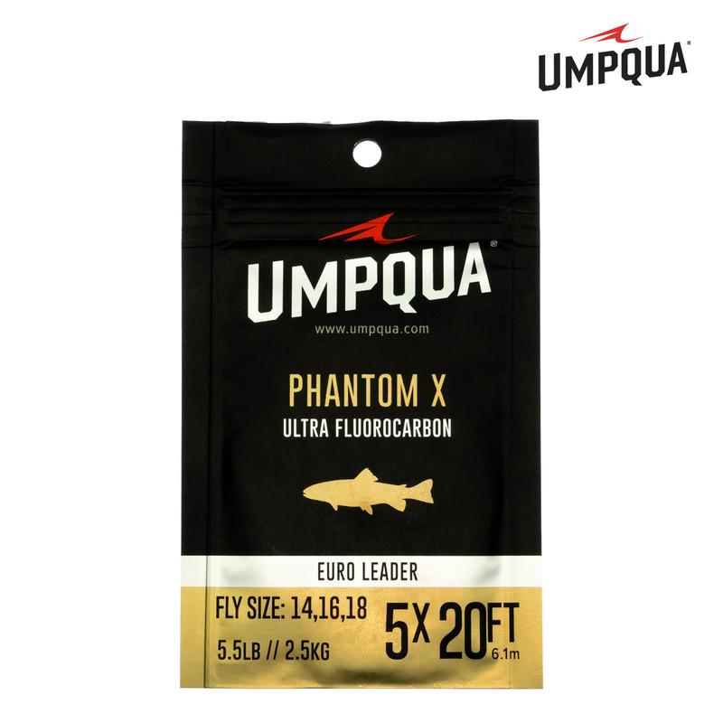 A Packaged Umpqua Phantom X Euro Leader