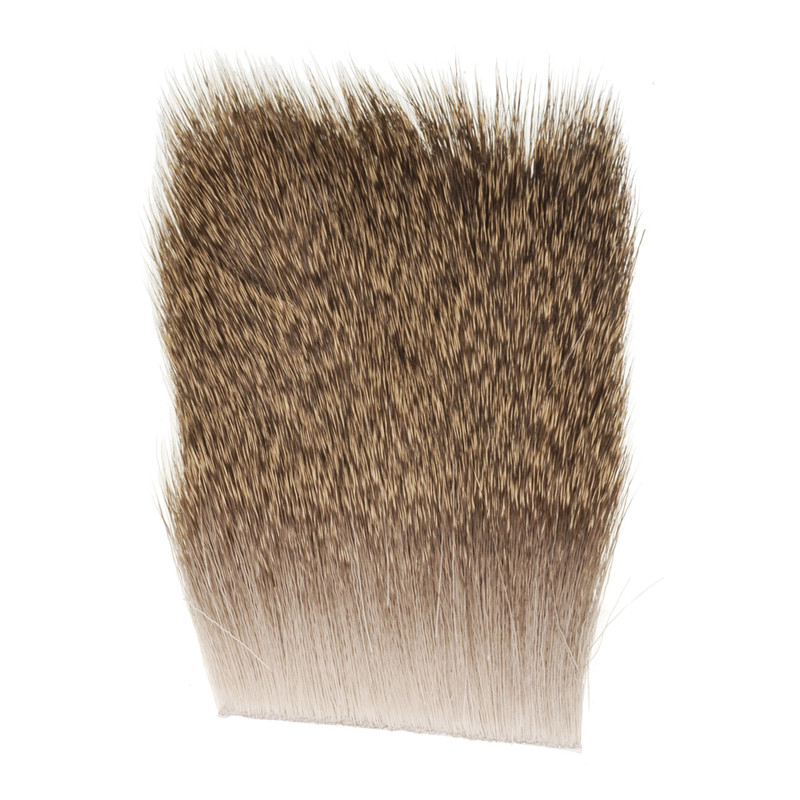 A Patch of Hareline Mule Deer Hair