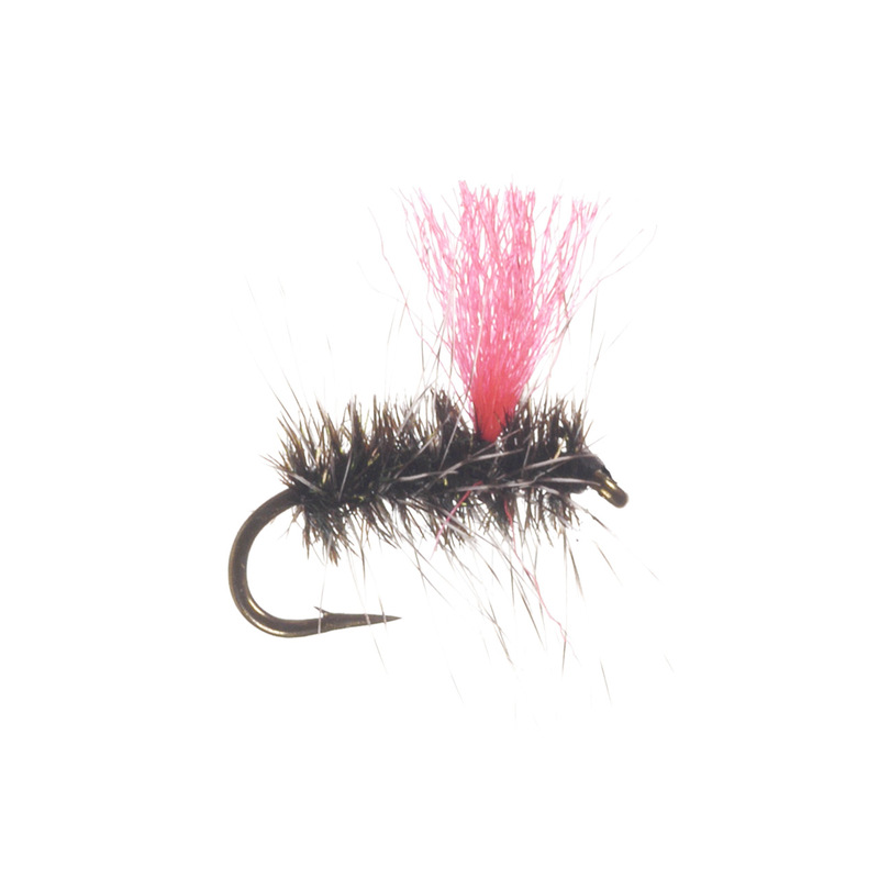 Griffiths Gnat Hi Vis Midge Dry Fly