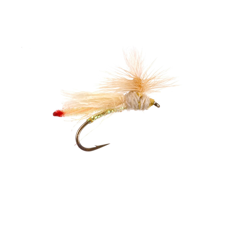 Headlight Yellow Sally Dry Fly