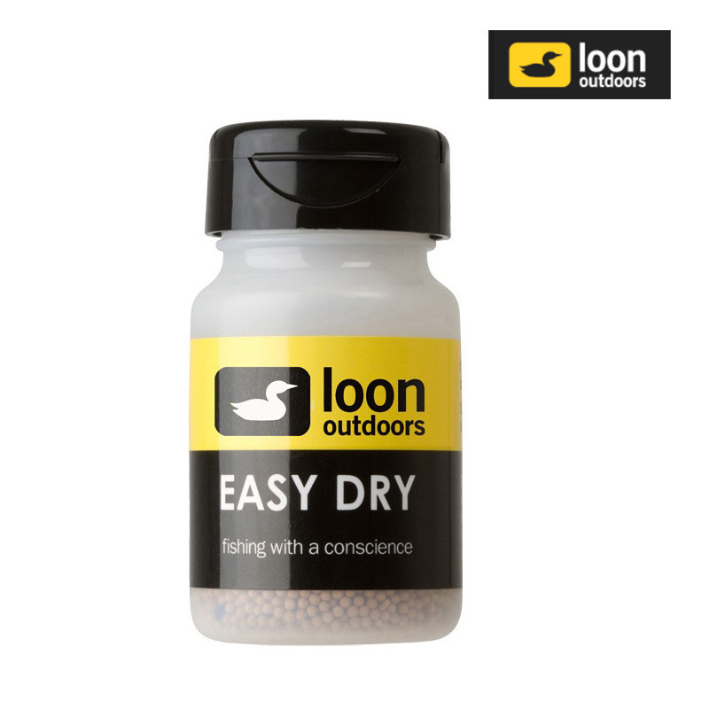 Bottle of Loon Easy Dry