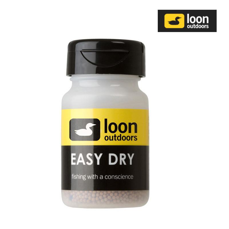 Bottle of Loon Easy Dry