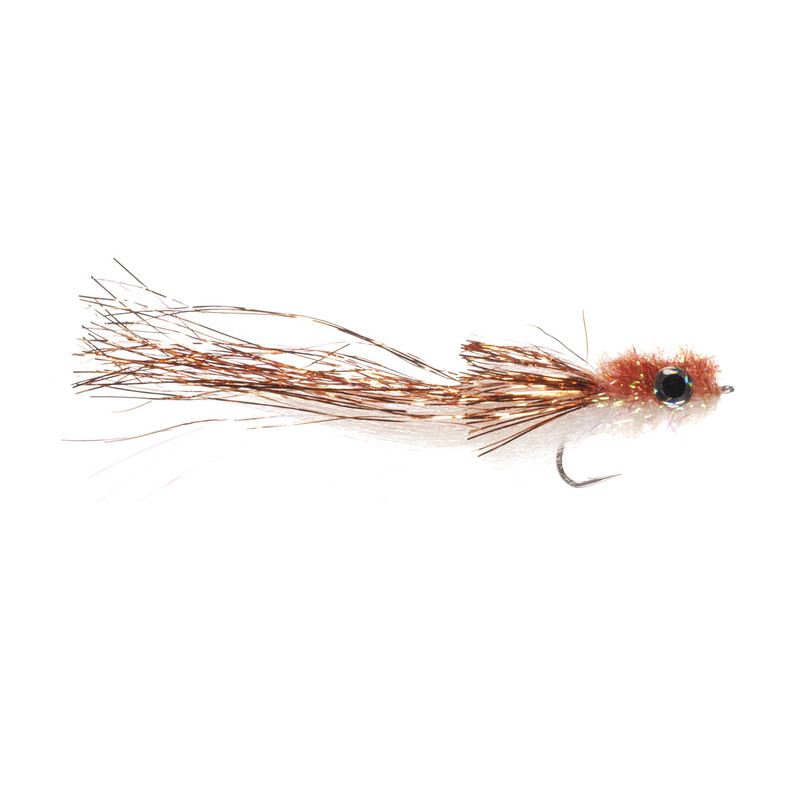 Murdich Minnow Copper and White