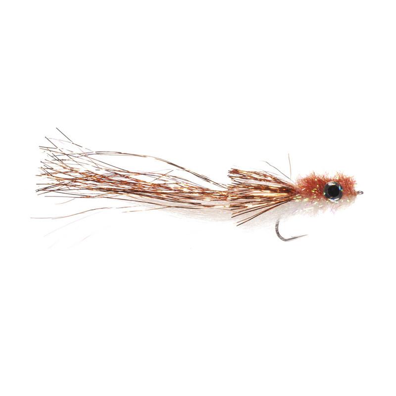 Murdich Minnow Copper and White