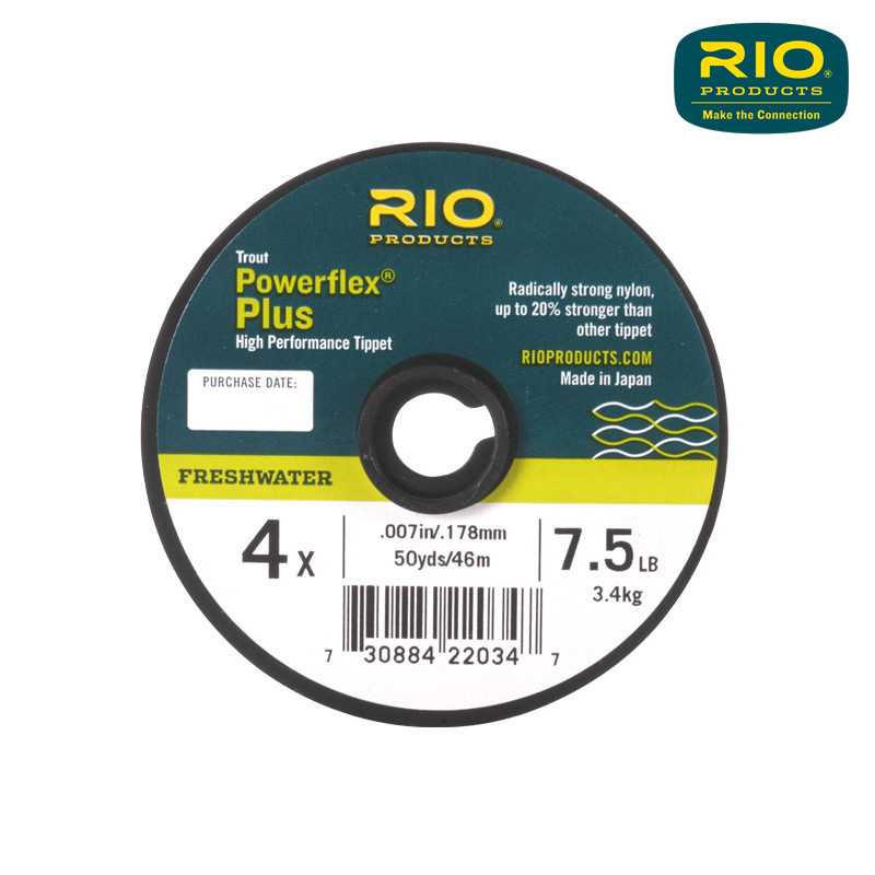 A Spool of Rio Powerflex Plus Tippet