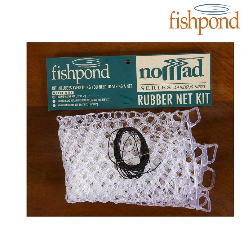 Fishpond Nomad Net Kit For Smaller Nets