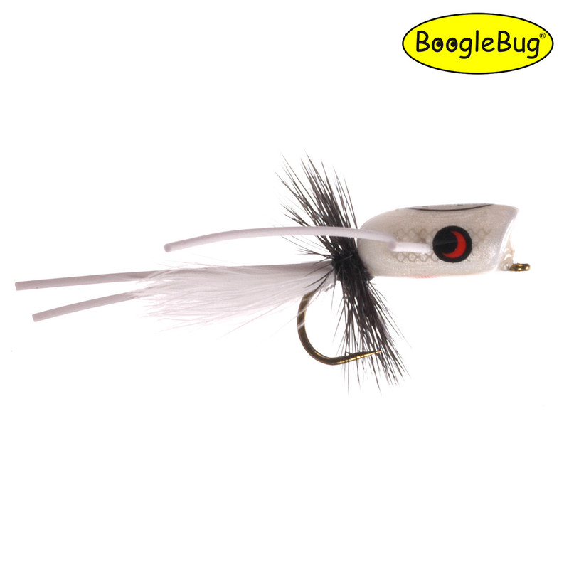 BoogleBug Amnesia Bug #10 Pearly White