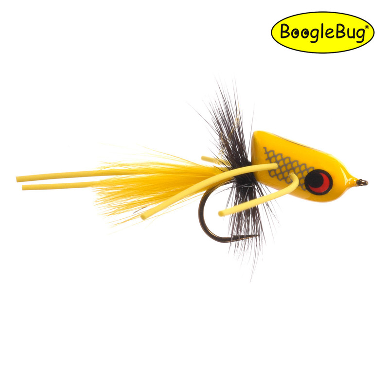 BoogleBug BoogleBullet #6 Yella Fella | Free Ground Shipping