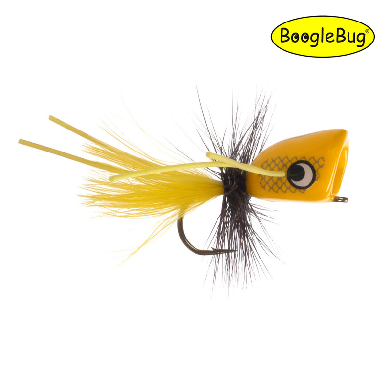 BoogleBug BooglePopper in the color Yella Fella