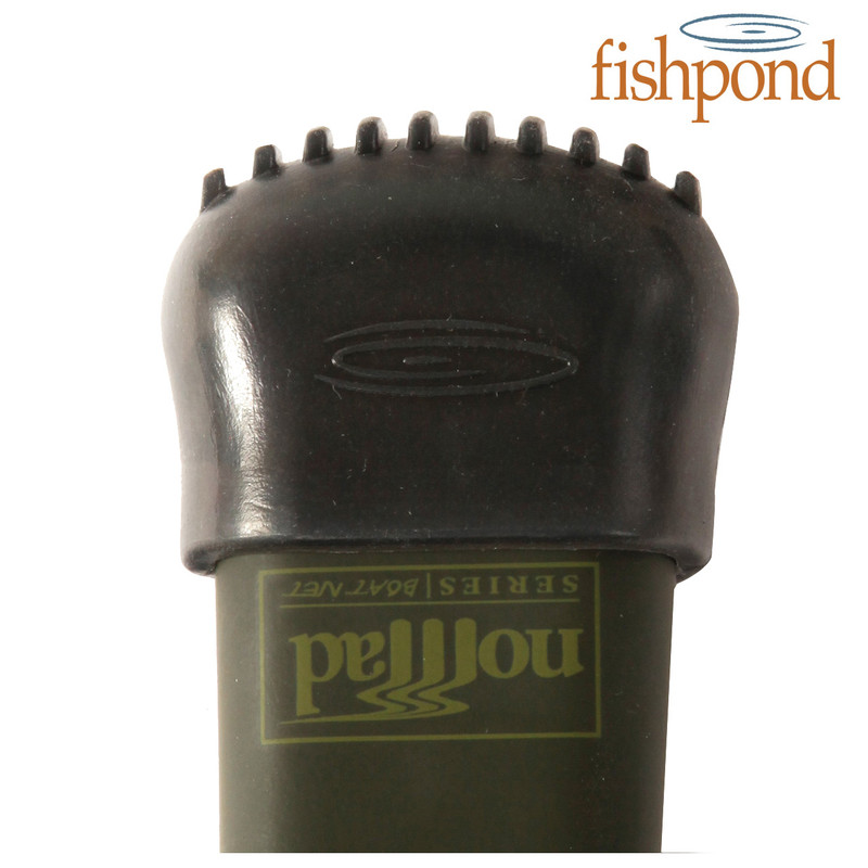Fishpond Nomad End Cap Shown Attached to Net