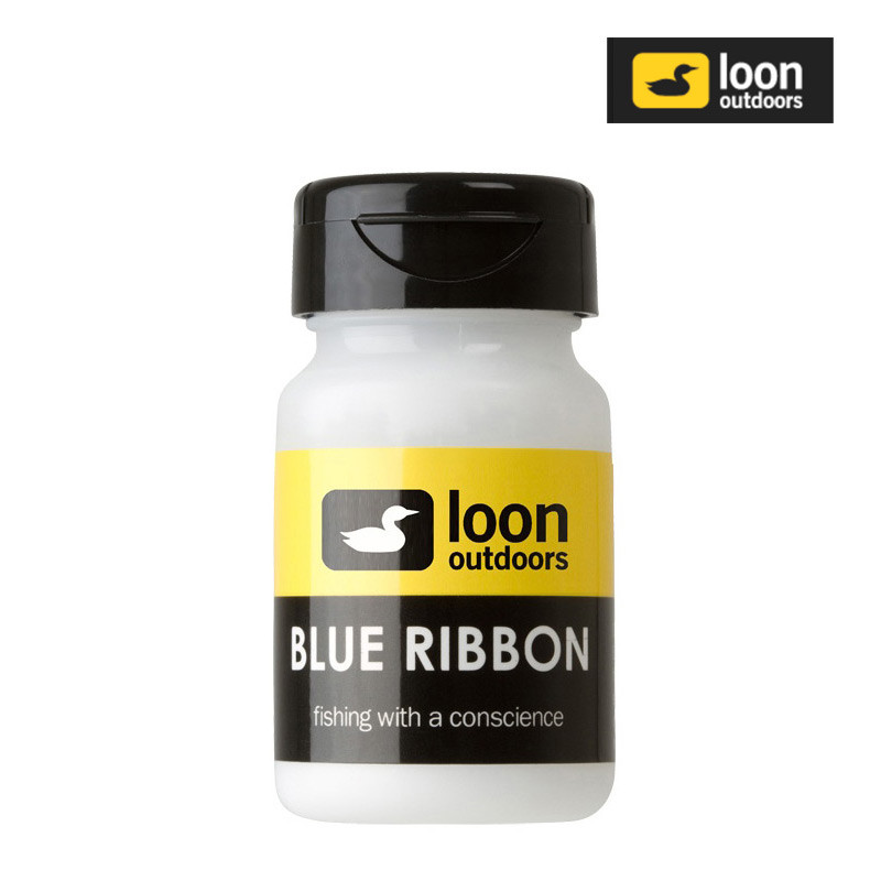 Bottle of Loon Blue Ribbon Floatant