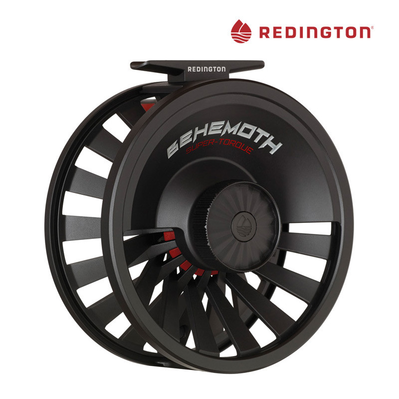 Redington Behhemoth Fly Reel Back View