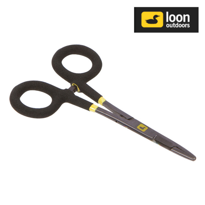 Loon Rogue Scissor Forceps Closed