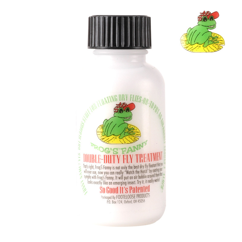 Frog's Fanny Double Duty Fly Treatment