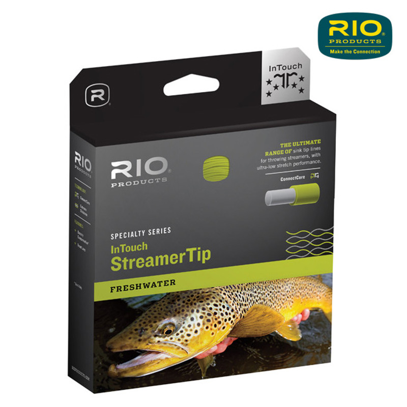 Rio InTouch Streamer Tip Fly Line In The Box