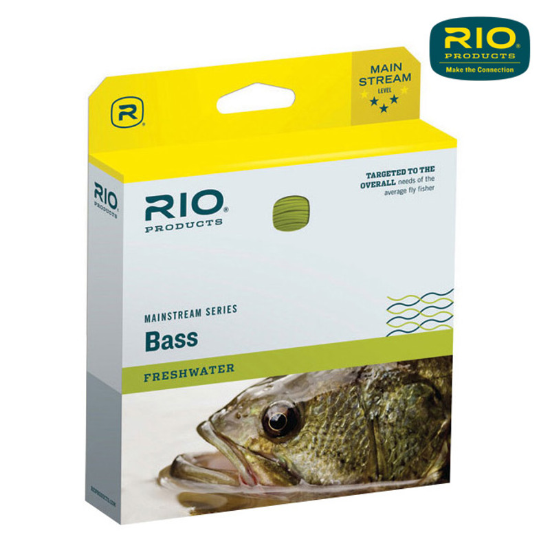 Rio Mainstream Bass Fly Line In The Box