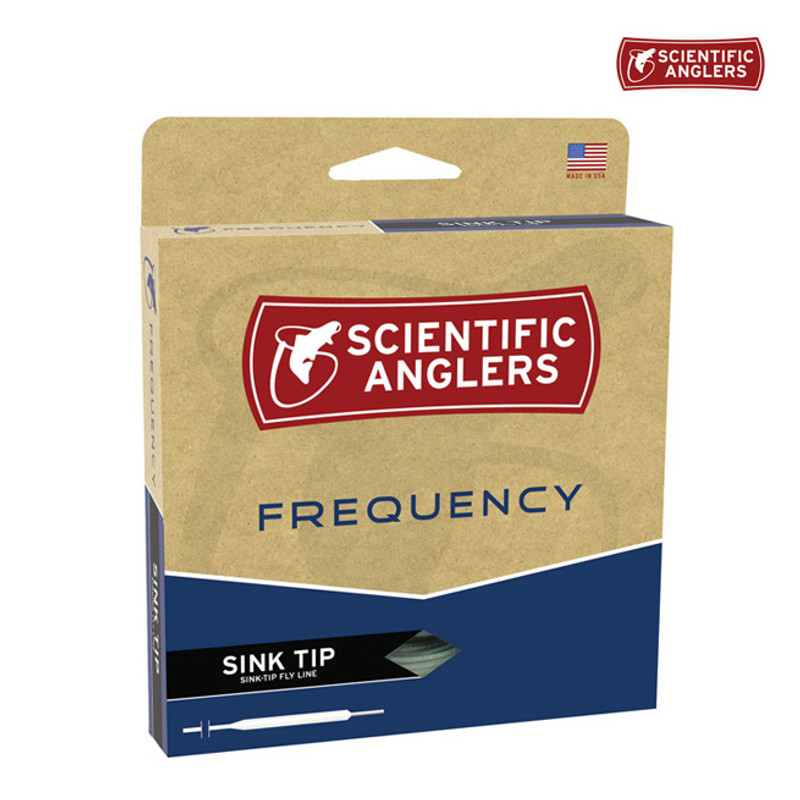 Scientific Anglers Frequency Sink Tip Fly Line In The Box