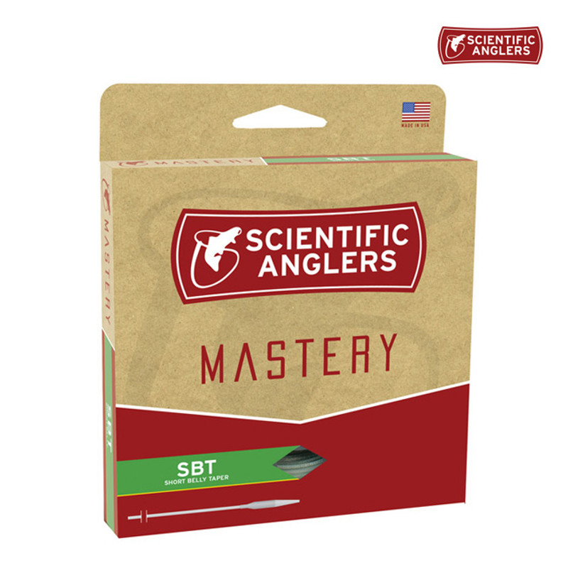 Scientific Anglers SBT Short Belly Taper Fly Line In The Box