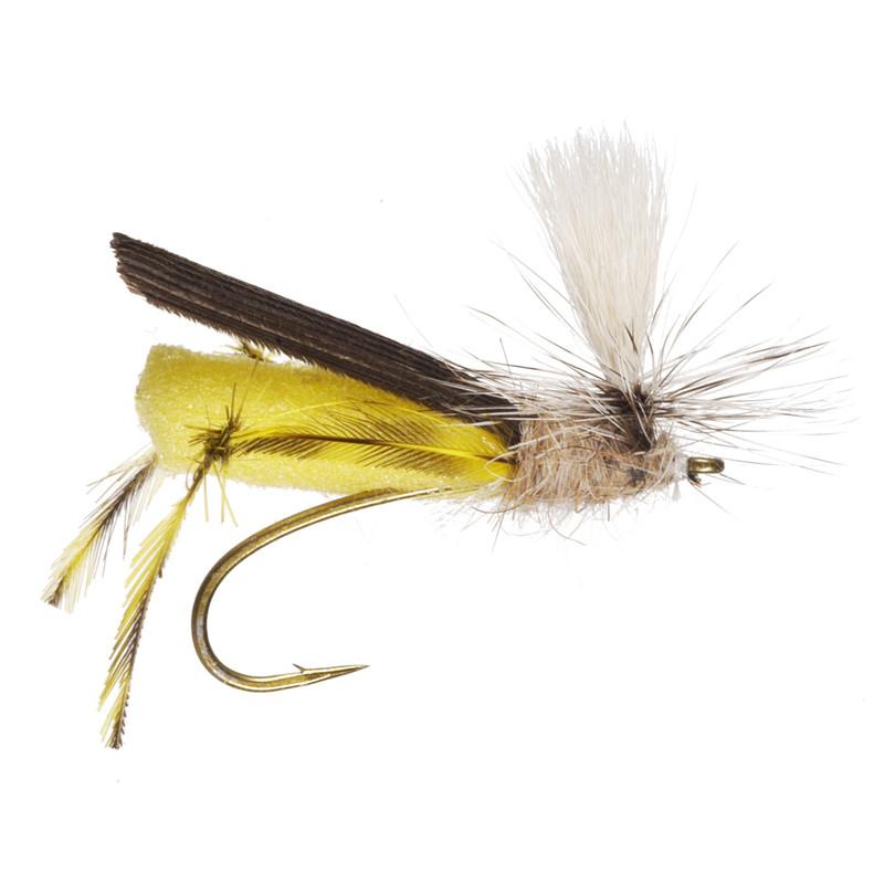 Foam Parachute Hopper Yellow