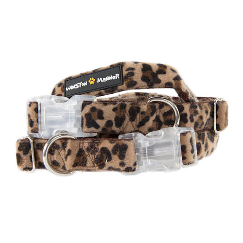 Winston Manner Wild Dog Collar
