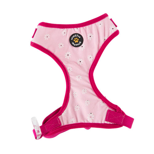 Pink Spring Puppy Dog Harness