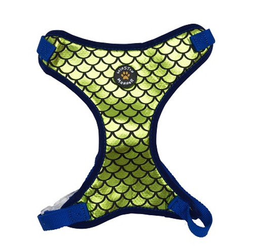 Green Atlantis Dog Harness