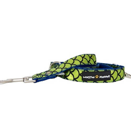 Green Atlantis Dog Leash