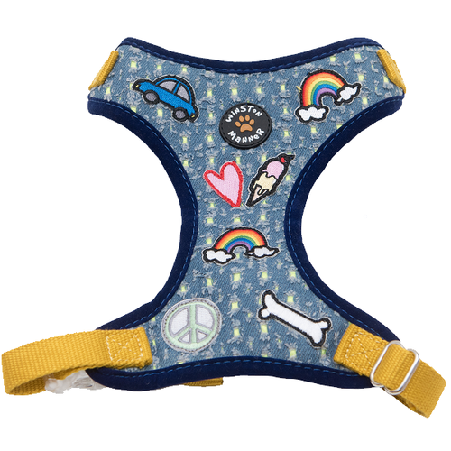 Patch Perfection Dog Harness