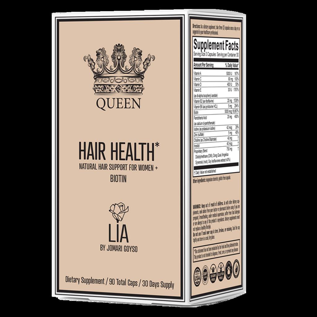 QUEEN HAIR HEALTH