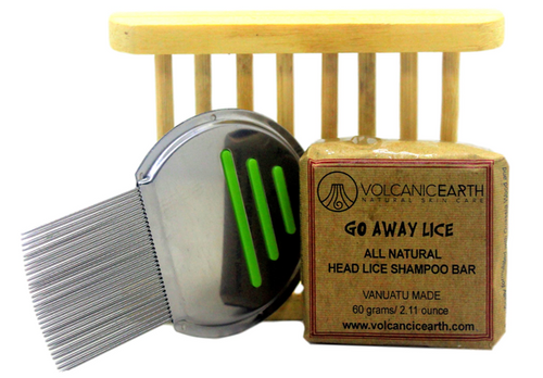 Go Away Lice Treatment Kit