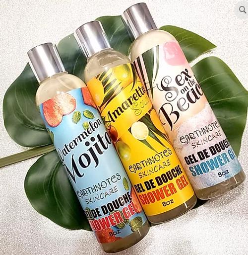 Cheers to Summer Gift Set - 3 Shower Gels