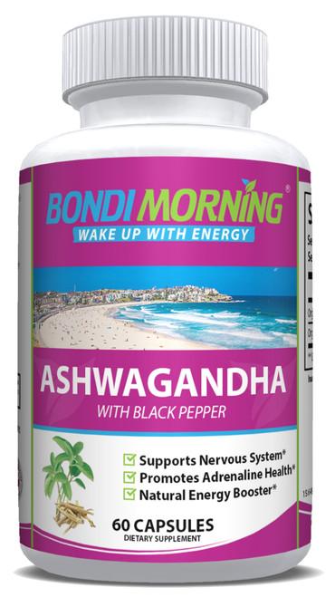 Ashwagandha Capsules 60 capsules